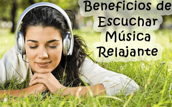 escuchar musica relajantte