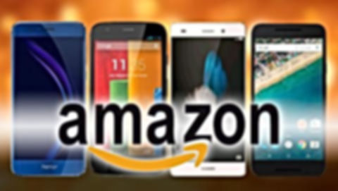 ofertas amazon móviles
