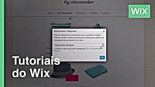 tienda online con wix
