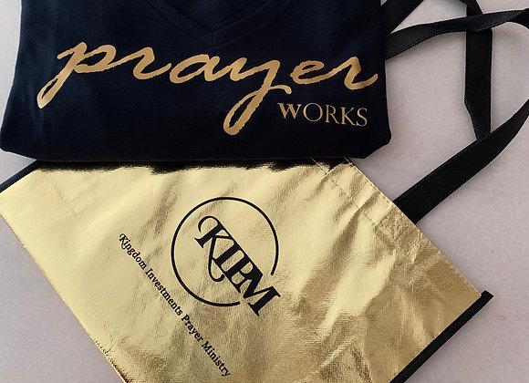 KIPM Gold Signature Bags