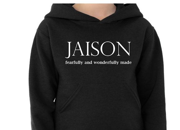 Youth Identity Hoodie