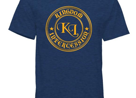 Kingdom Intercession Navy Tee Shirt