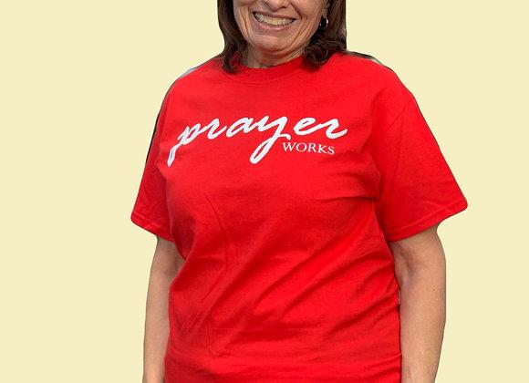 Classic Prayer Works Tee Shirts