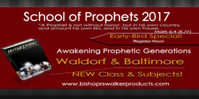 School of Prophets - Wardolf MD