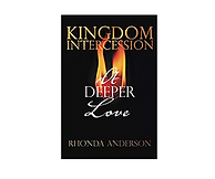 Kingdom Intercession Book