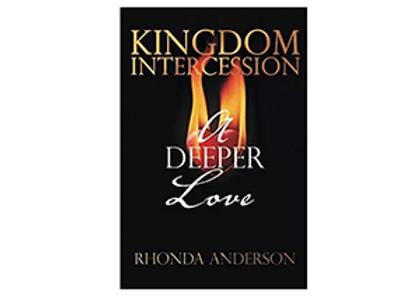 Kingdom Intercession Book