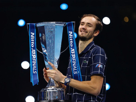 ATP Tour Finals Round up