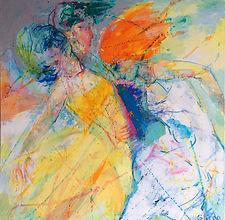 acheter de la peinture abstraction d'auteur