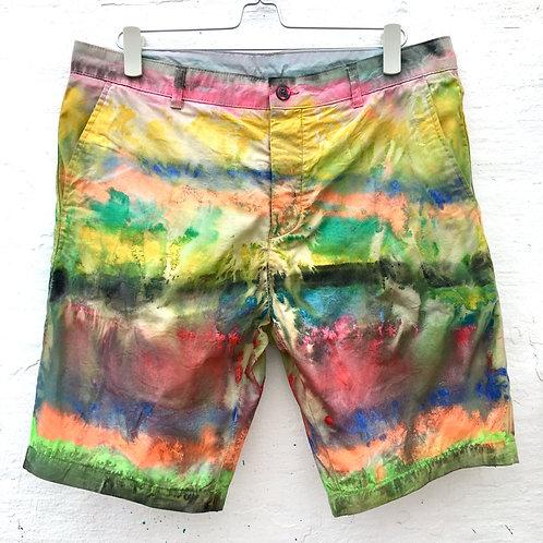 cristian-lanfranchi abstract contemporary art fashion STRPD shorts #1