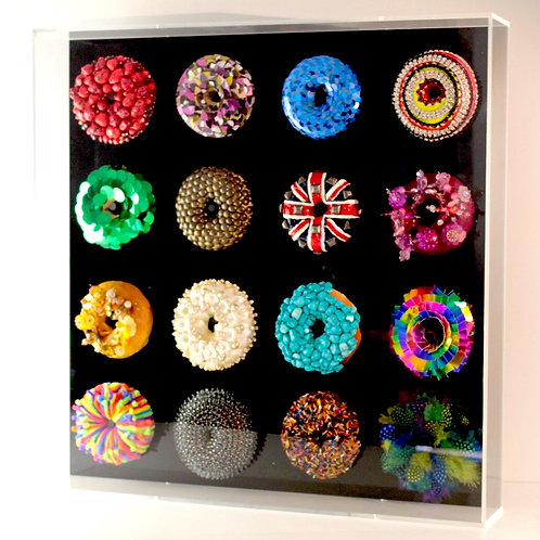 cristian-lanfranchi abstract contemporary art bijoux bagel Bijoux Bagel Box XL#1