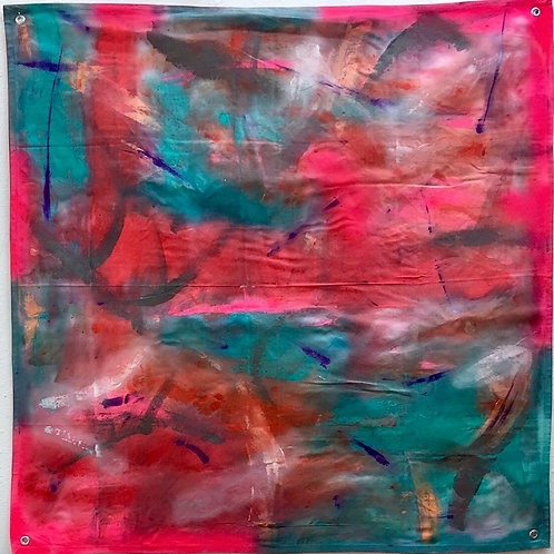 cristian-lanfranchi abstract contemporary art painting CRIMSONITE
