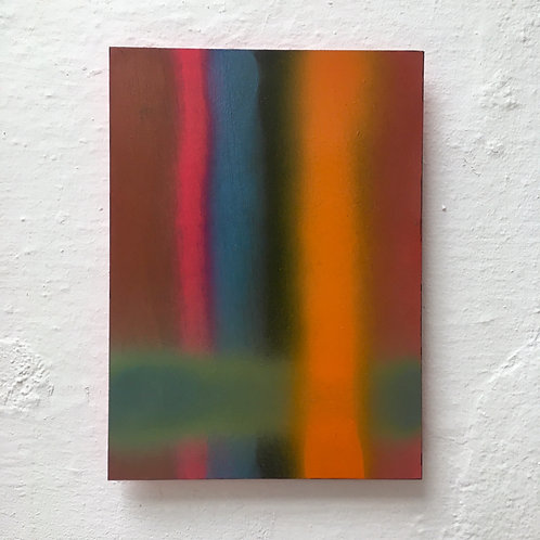 cristian-lanfranchi abstract art painting contemporary spray paint Holz 2