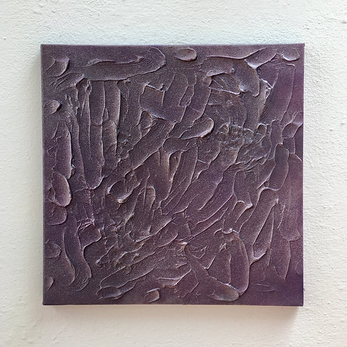 cristian-lanfranchi abstract art painting contemporary Purple Powder