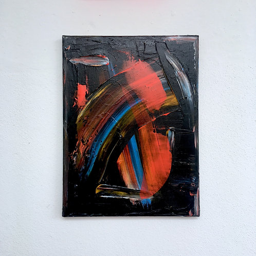 cristian-lanfranchi abstract art painting contemporary Zell/Blut