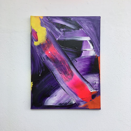 cristian-lanfranchi abstract art painting contemporary Arterium/Blut