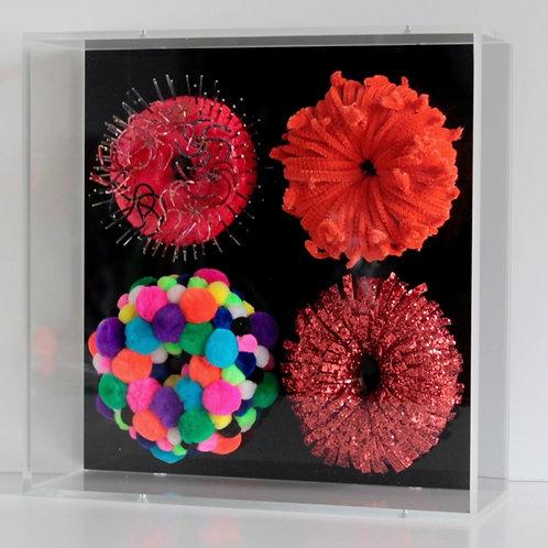 cristian-lanfranchi abstract contemporary art bijoux bagel Bijoux Bagel RED