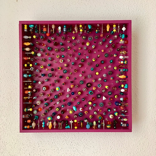 cristian-lanfranchi abstract contemporary art bijoux box BijouxBox Purple Poison