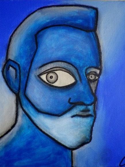 cristian-lanfranchi male portrait painting Mr JL