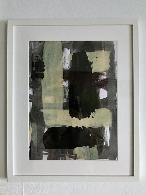 cristian-lanfranchi  abstract art painting Noir #2