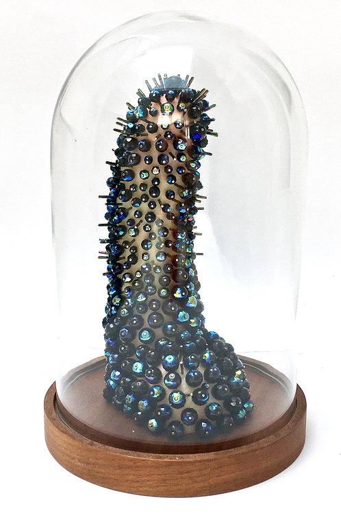 cristian-lanfranchi pop surrealism sculpture The Couture Cock