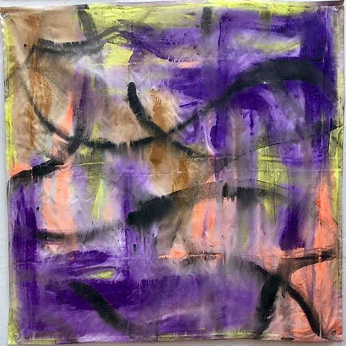cristian-lanfranchi abstract contemporary art painting DELIBES