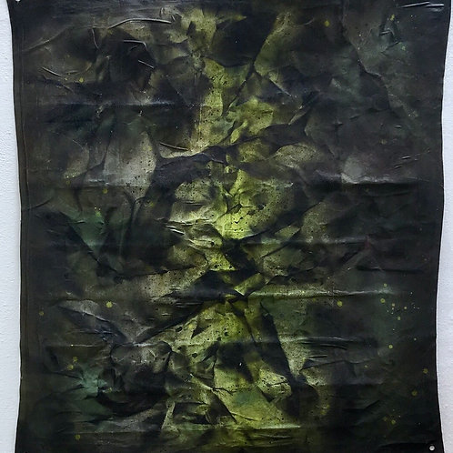 cristian-lanfranchi abstract contemporary art painting CRUMPLE