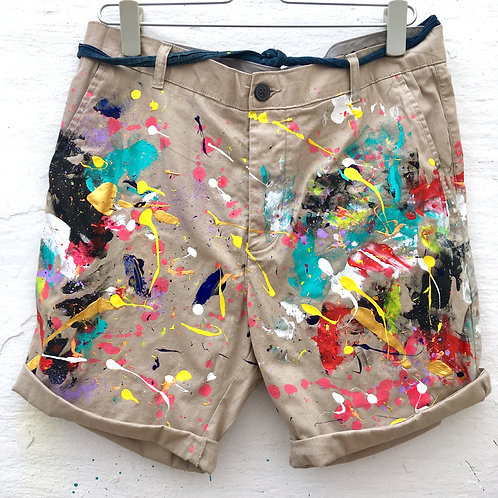 cristian-lanfranchi abstract contemporary art fashion SPLSHD shorts #2