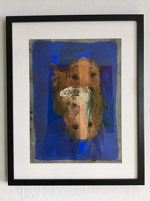 cristian-lanfranchi abstract contemporary art Facemask #2