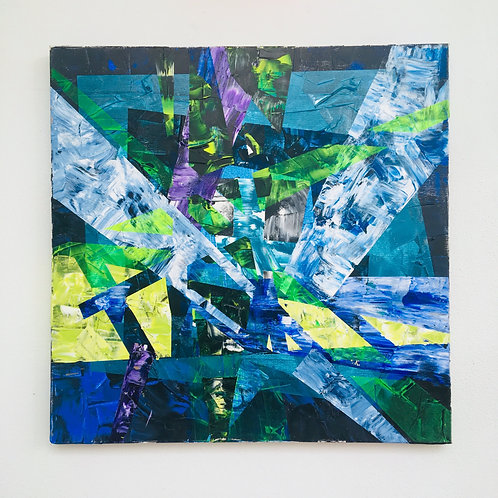 cristian-lanfranchi abstract art painting contemporary Zafir