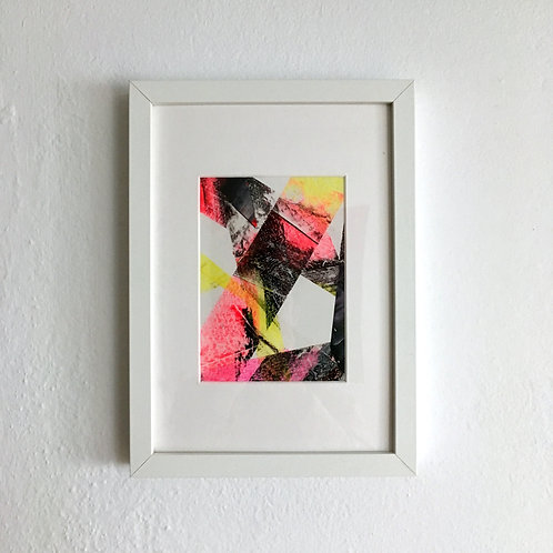 cristian-lanfranchi portrait abstract collage art painting Taped #3