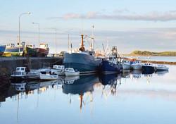 Killala Harbour Reflections