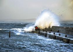 Enniscrone Storm