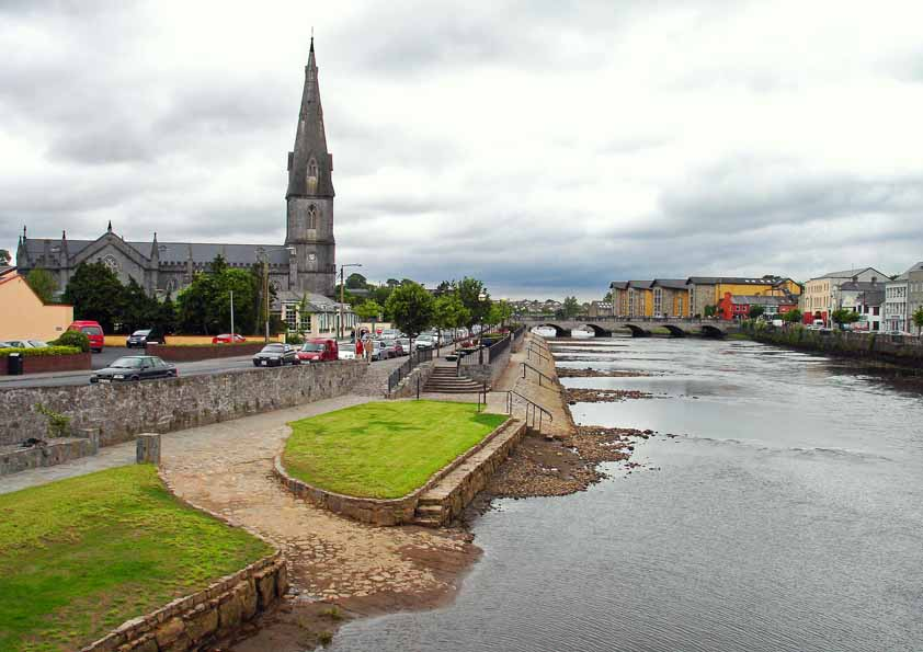 Ballina Cathedral Beat Co. Mayo