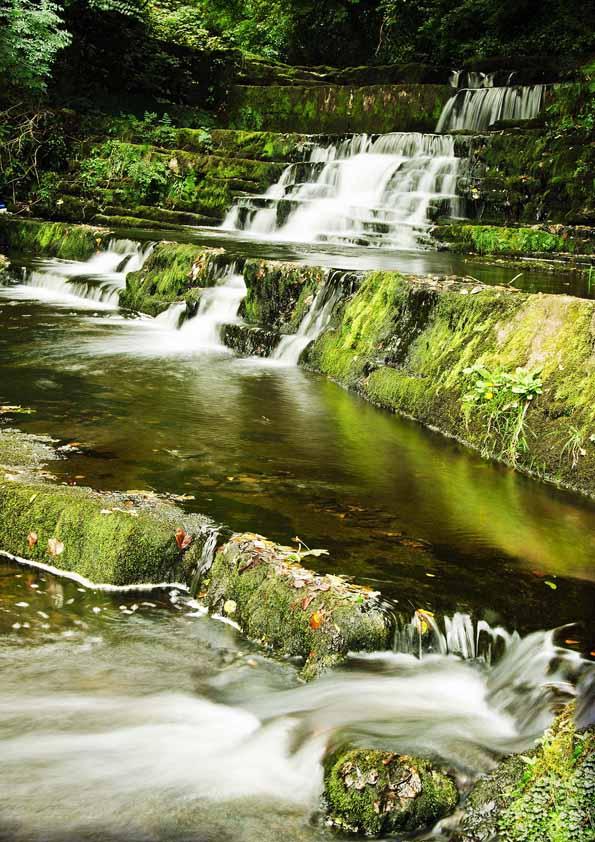 Dromore West Falls