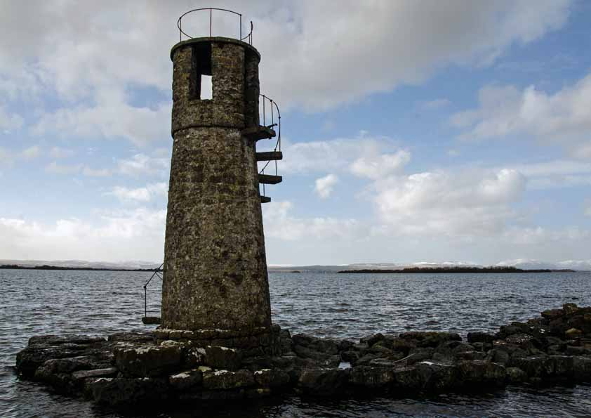 Ballycurrin Lighthouse