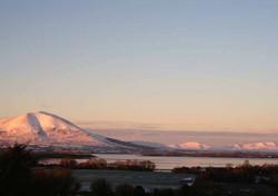 Nephin Sunrise, Co.Mayo