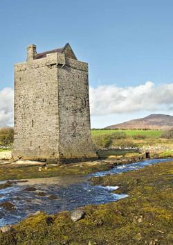 Graine Mhaoil's Rockfleet Castle
