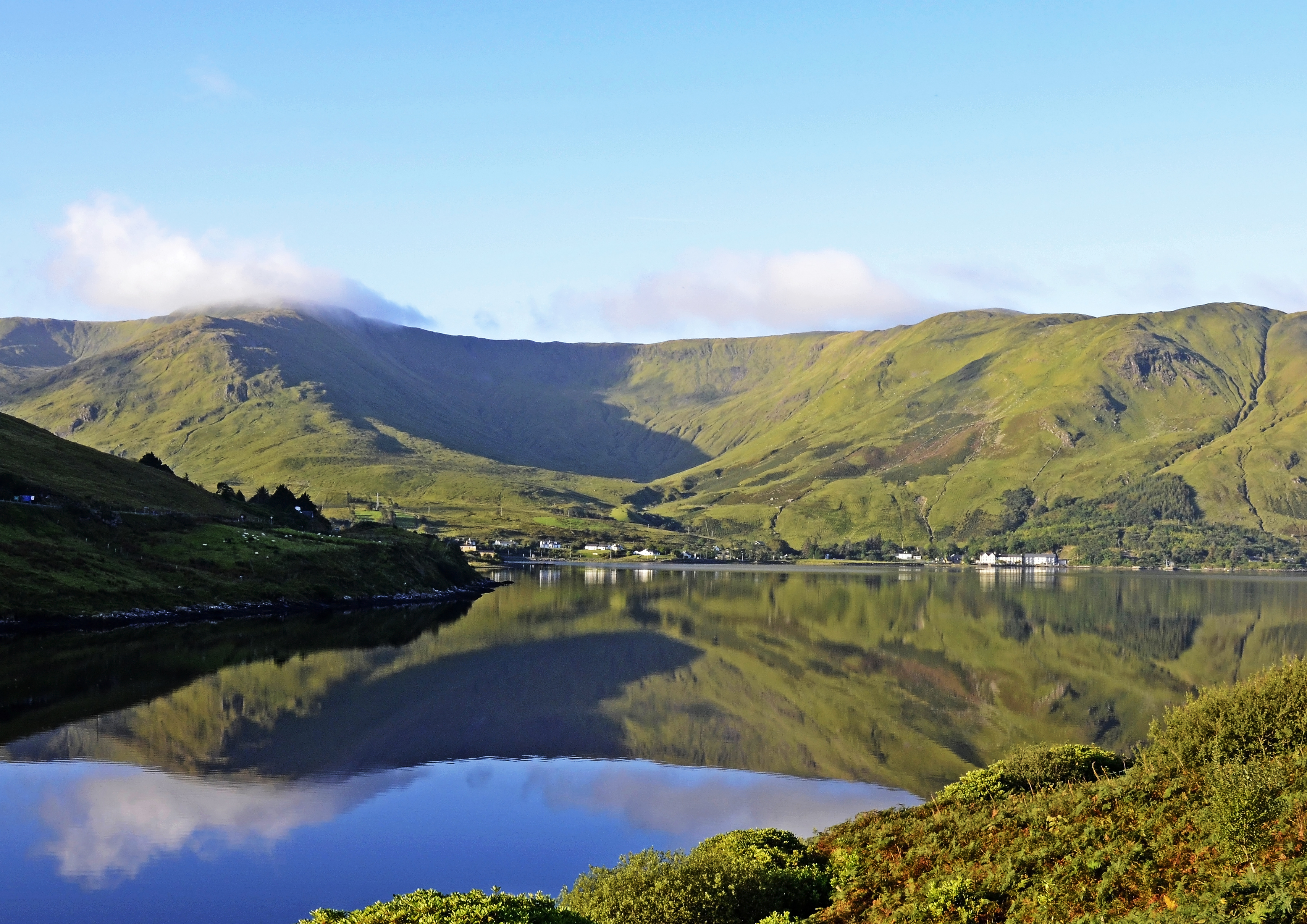 Leenane Reflections