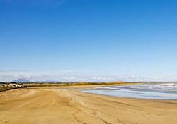 Enniscrone Beach Clear Skies