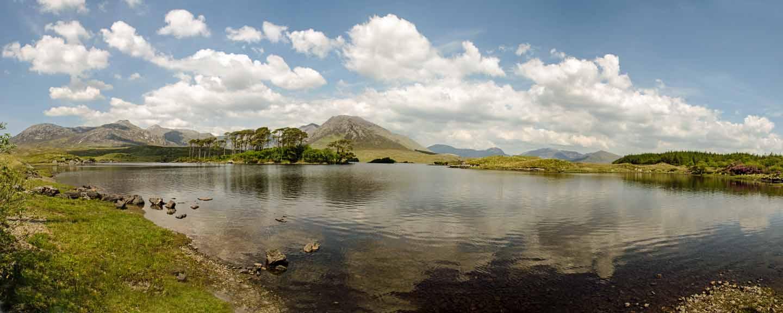 Derryclare Pine Island