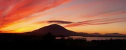 Nephin Sunset