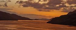 Killary Sunset