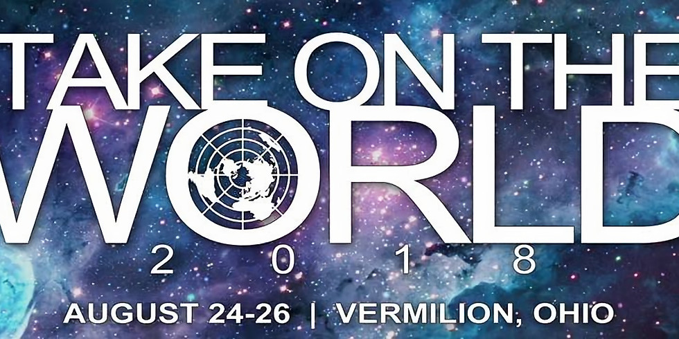 Take On The World 2018 Conference