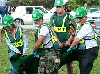 Community Emergency Response Team Training