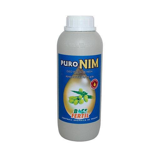"""Puro Nim 1 Litro 100% Puro  """"SEM EMULSIONANTE"""" (não solúvel em água)."""