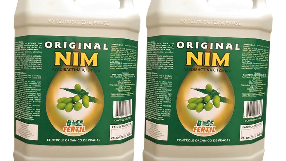 Original Nim 5 Litros  Kit (2 galões =10 Litros)