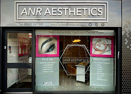 ANR Aesthetics Clinic, Aston Road, Denton