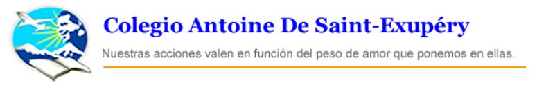 ColegioAntoineDeSaintExupery