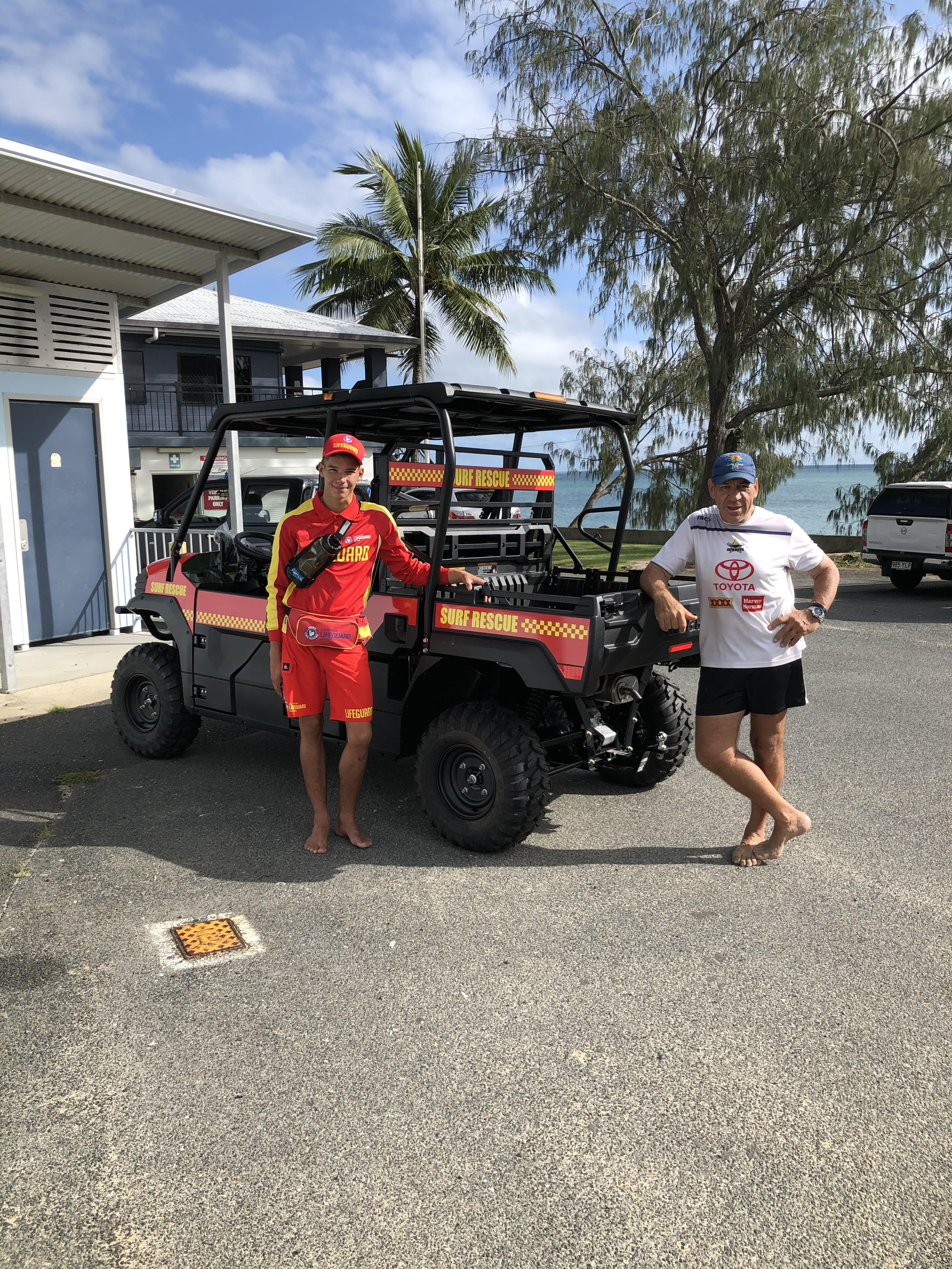 QLD SURF LIFE SAVING 1