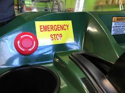 EMERGENCY SHUT DOWN